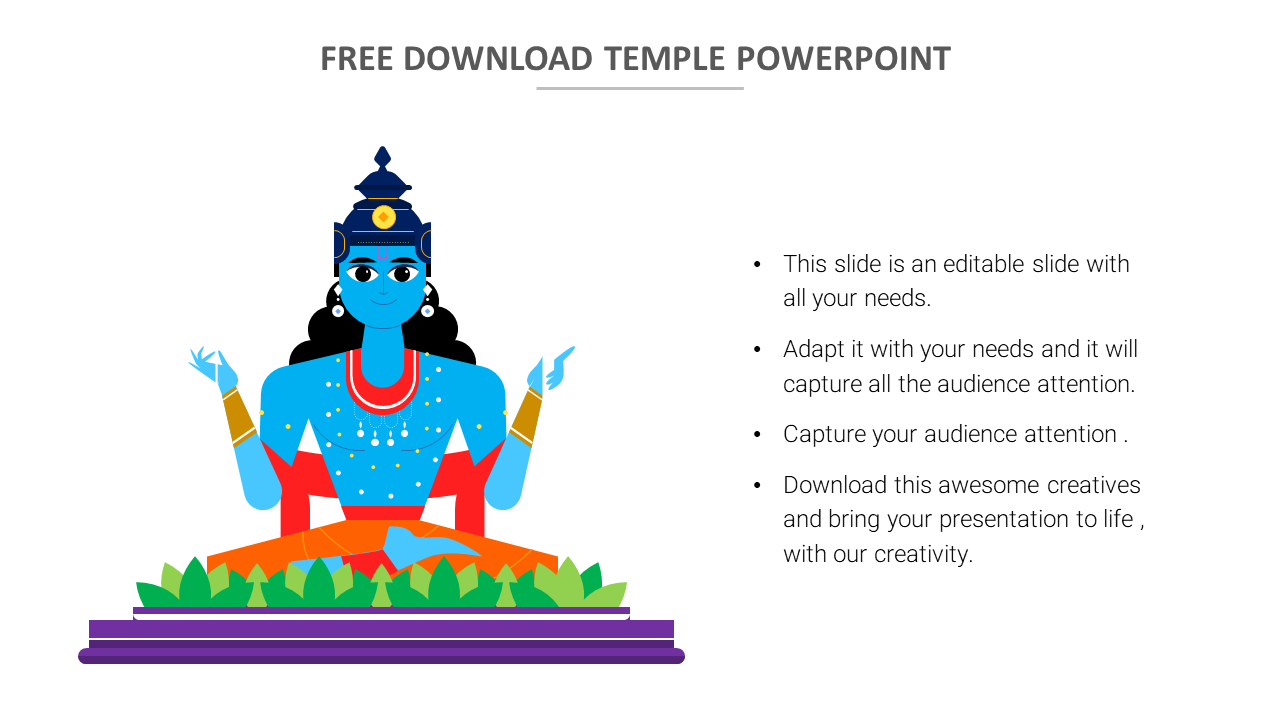 Free - Free Download Temple Powerpoint Presentation