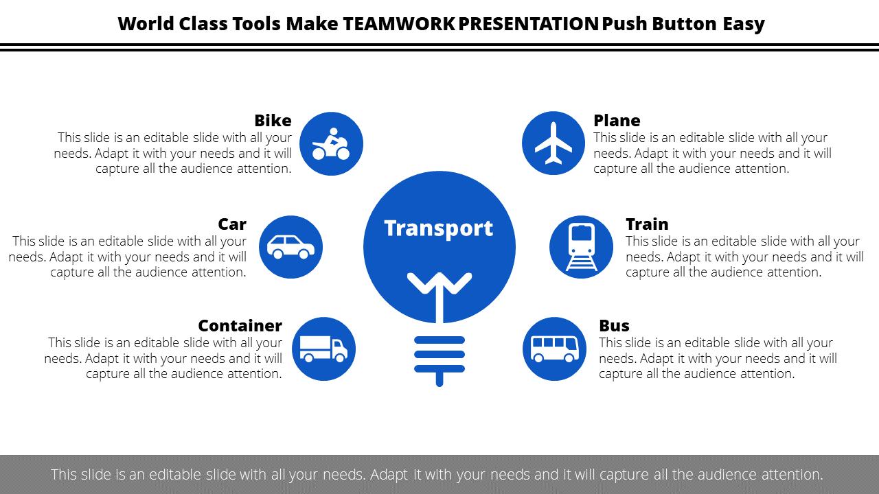 Free-teamwork Presentation