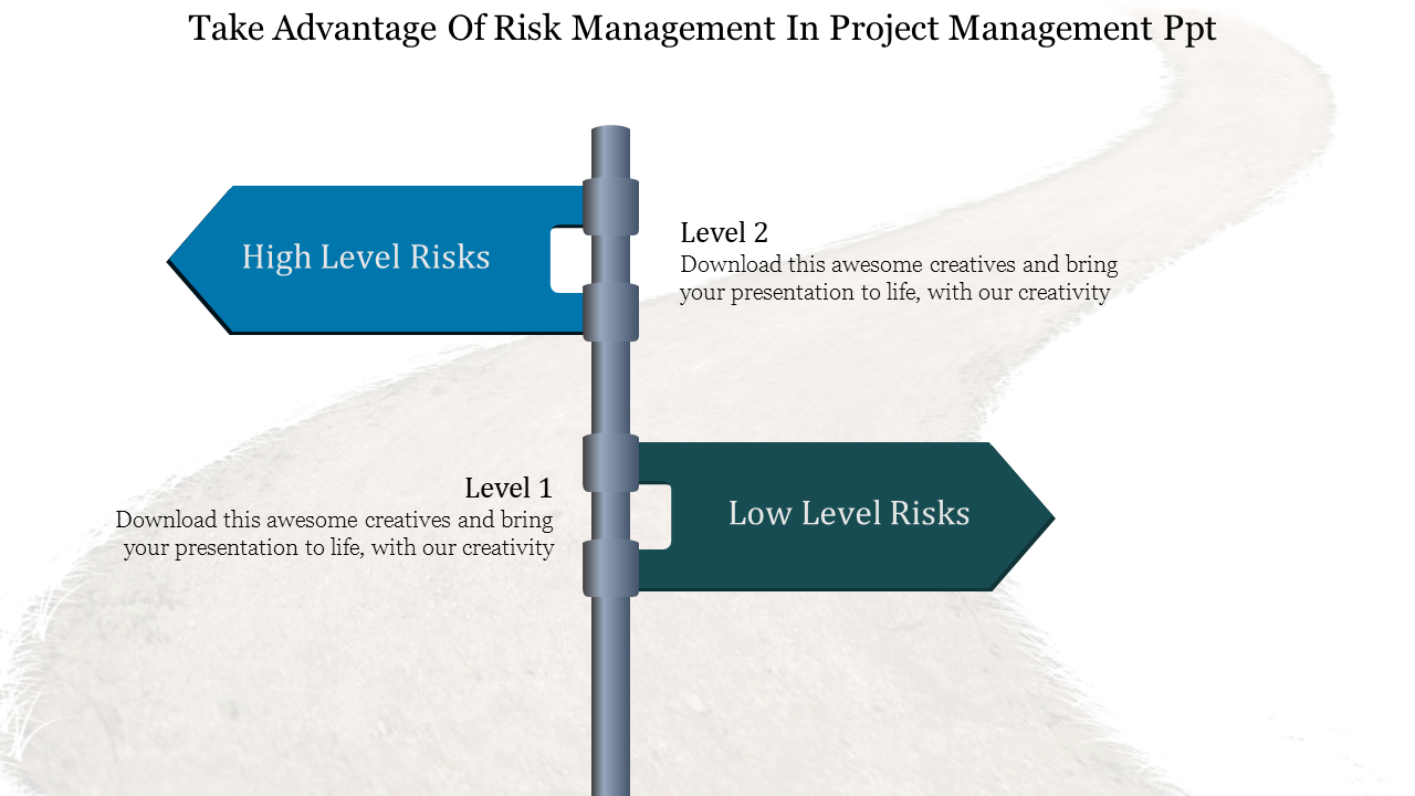 Risk Management In Project Management To Download (PPT