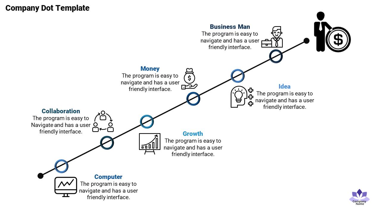 Free-business Company Slide Template