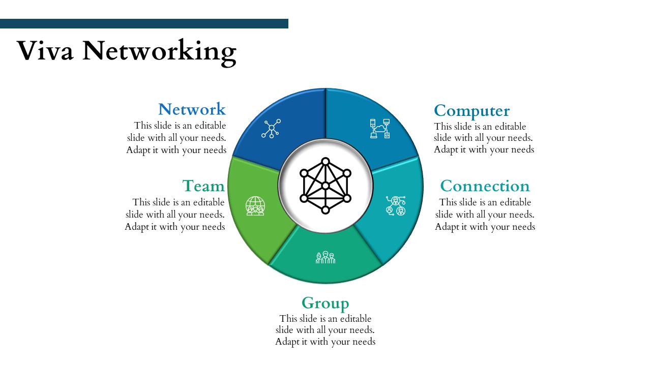 SlideEgg | cloud networking ppt-Viva NetworkingPowerpoint Templates -