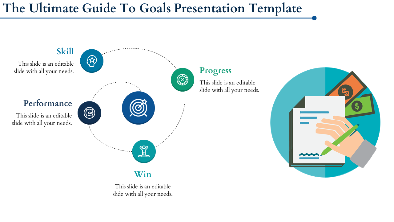 Free-goals Presentation Template