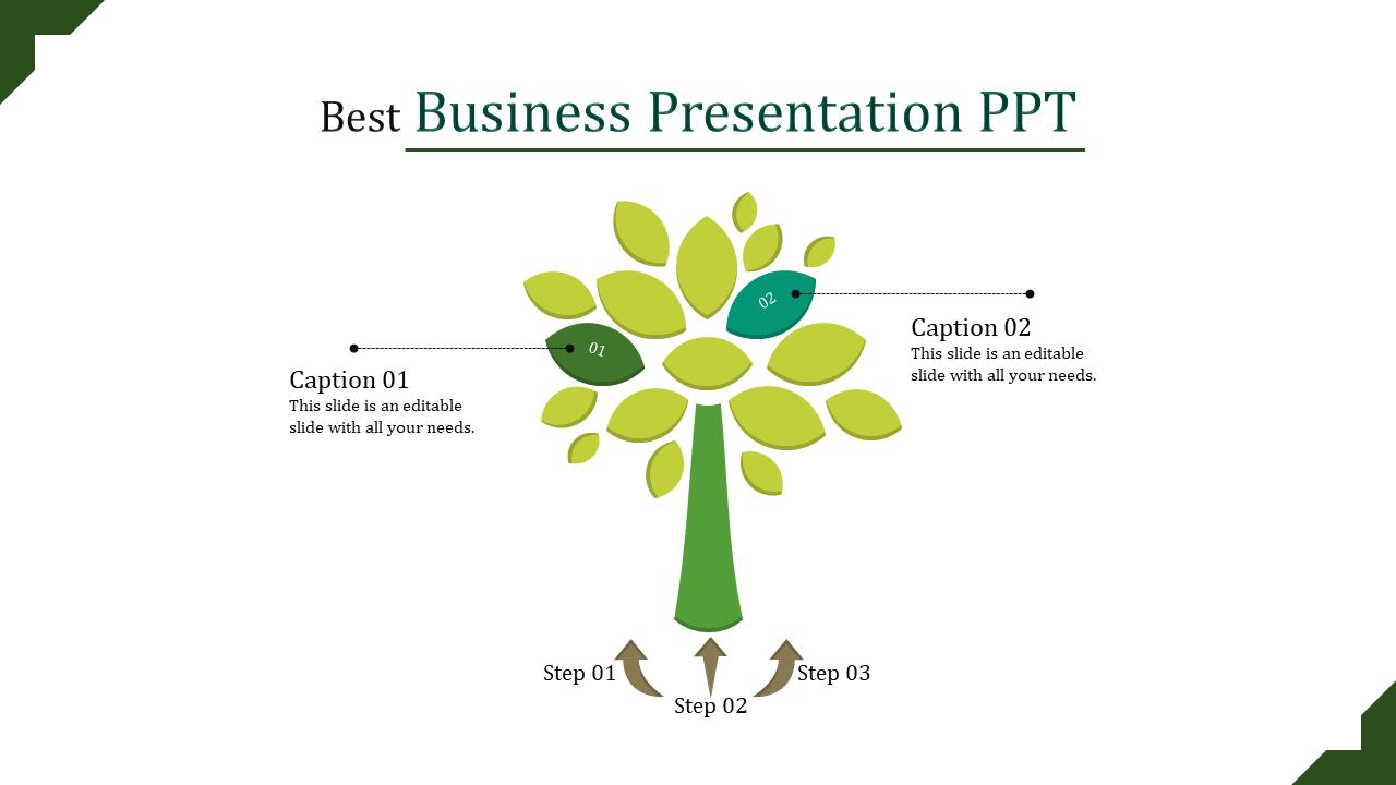 Free-business Presentation PPT