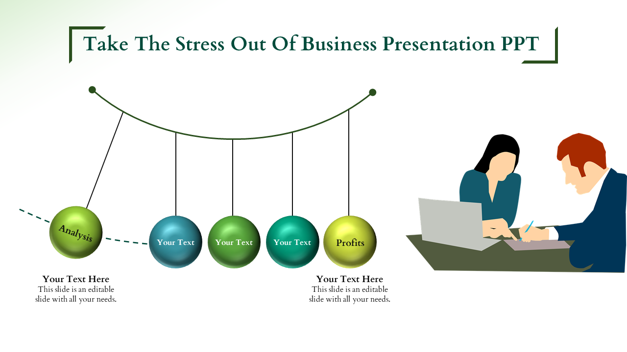 Free-business Presentation PPT