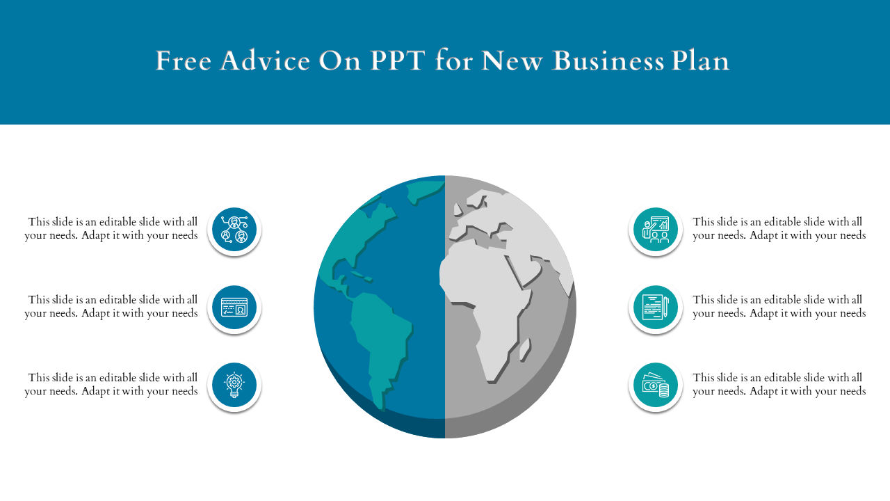 PPT For New Business Pla