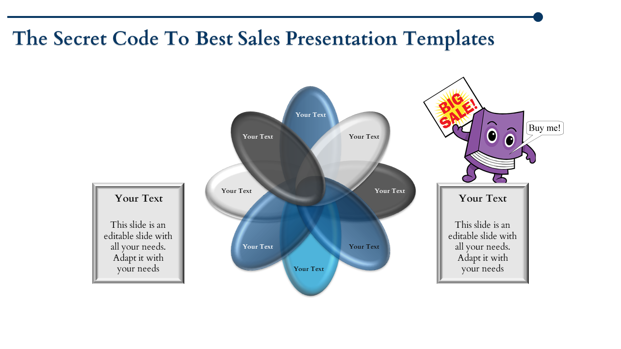 Free-best Sales Presentation Templates