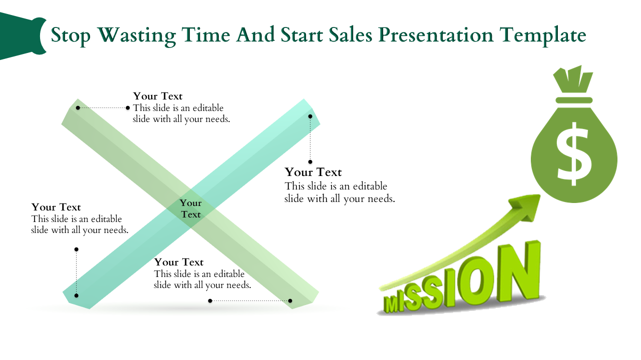 Free-sales Presentation Template