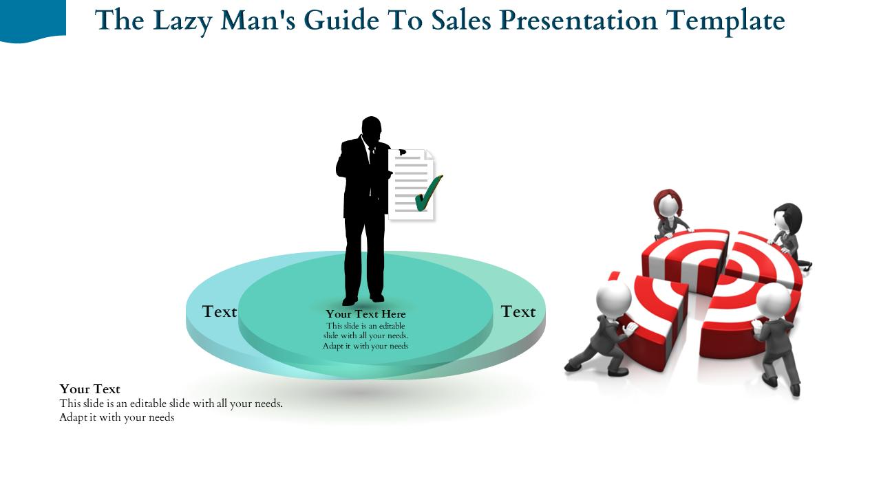 Free-sales Presentation Template