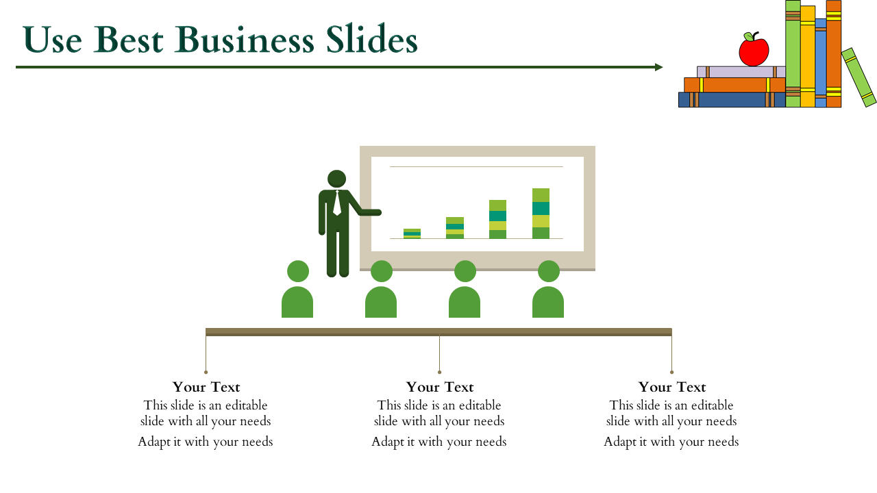 Free - Things You Should Do For Best Business Slides Success