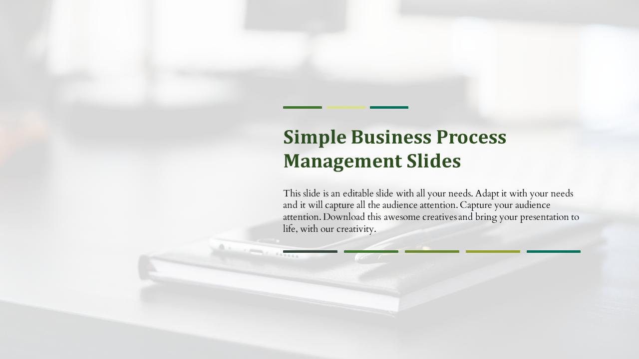 Business Process Management Slides