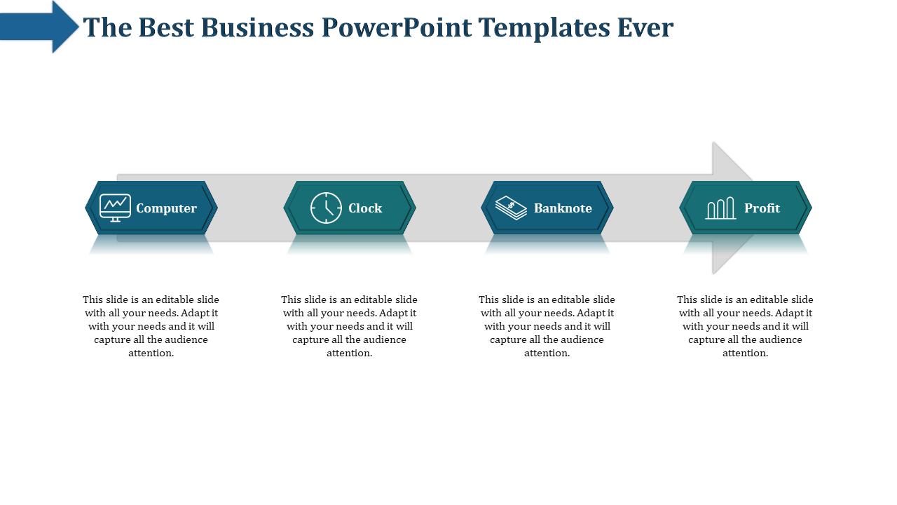 SlideEgg   business powerpoint templates-The Best Business