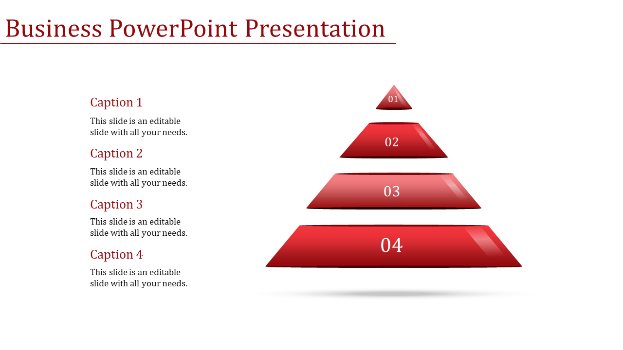 Business Tree Ppt