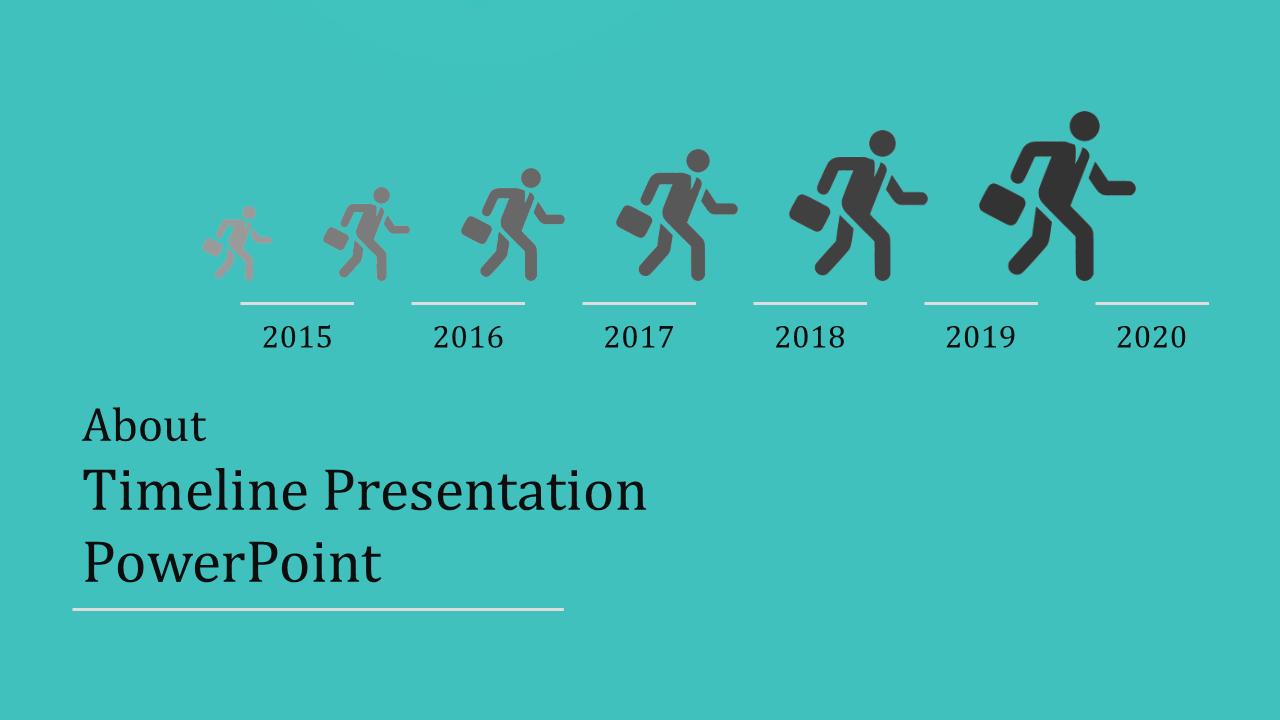 Attached Timeline Presentation Powerpoint