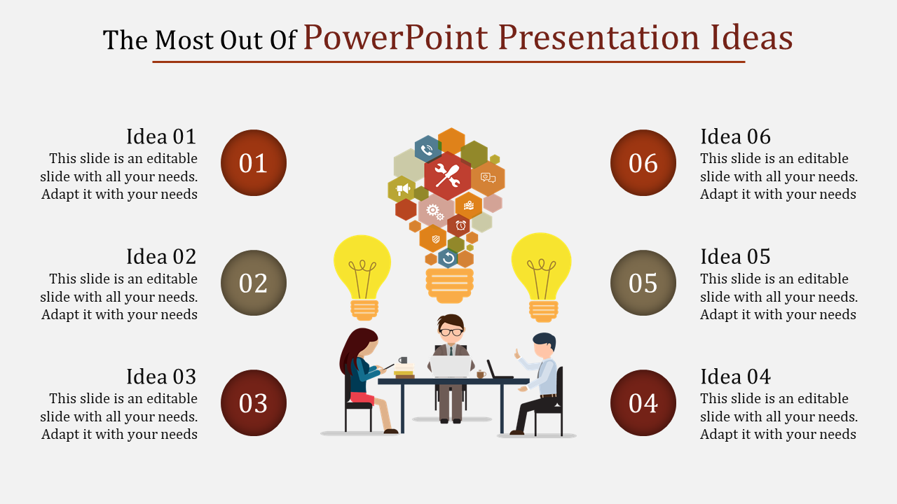 SlideEgg | powerpoint presentation ideas-The Most Out Of