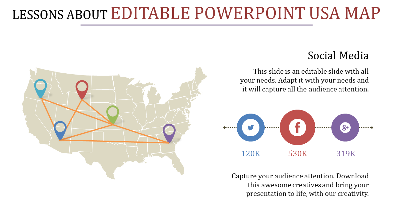 Editable Powerpoint Usa Map Network Connection on usa flag template, world map ppt template, usa map fill state template, usa map blank template, usa powerpoint template, usa slide background, snowflake ppt template, usa map excel template, road map ppt template, usa united state outline, globe ppt template, usa map outline template, virginia ppt template, star ppt template, map of usa template, us map template, weather ppt template, camera ppt template, europe map ppt template, fractions ppt template,