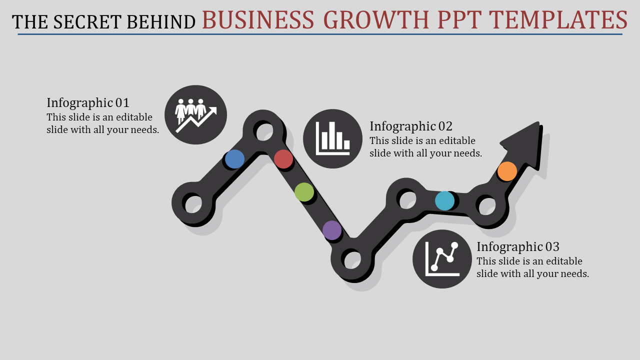 Target Business Growth PPT Templates