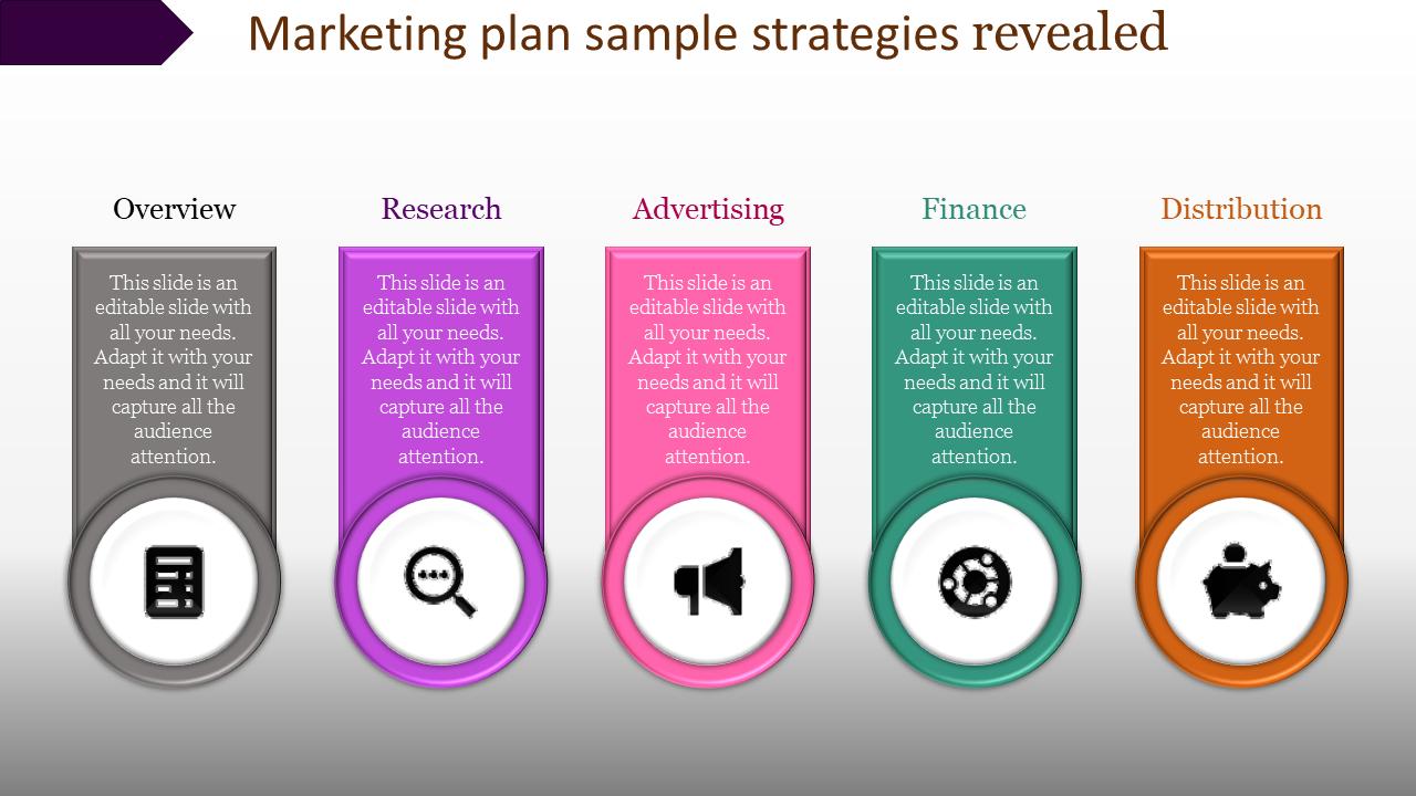 SlideEgg   marketing powerpoint-Marketing plan sample