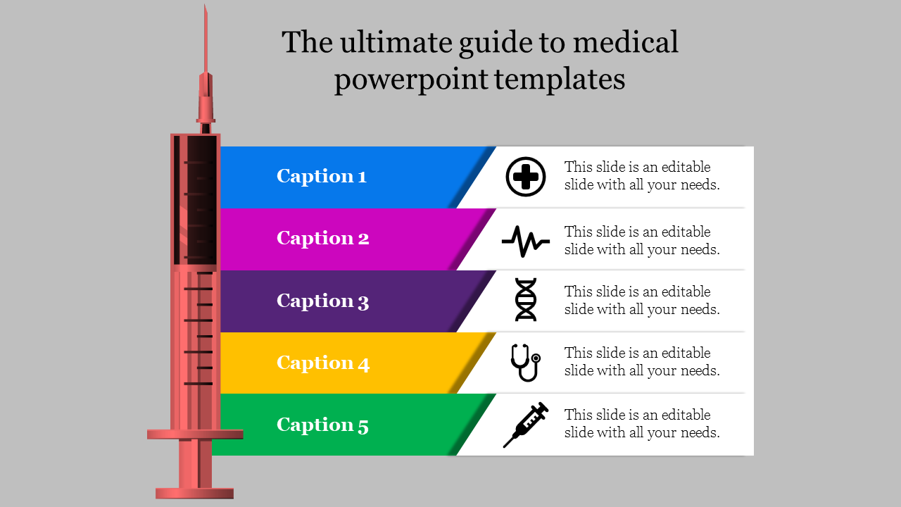 Ideas For Medical Powerpoint Templates Slideegg