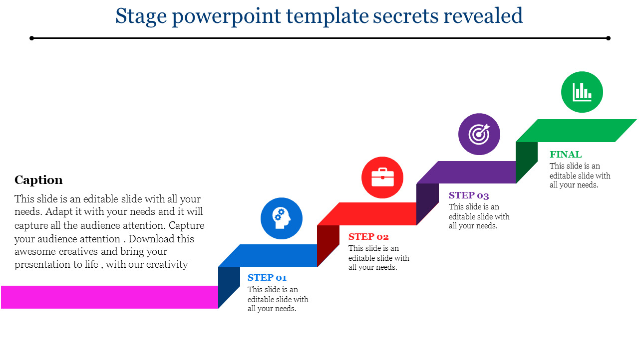 Stage Powerpoint Template