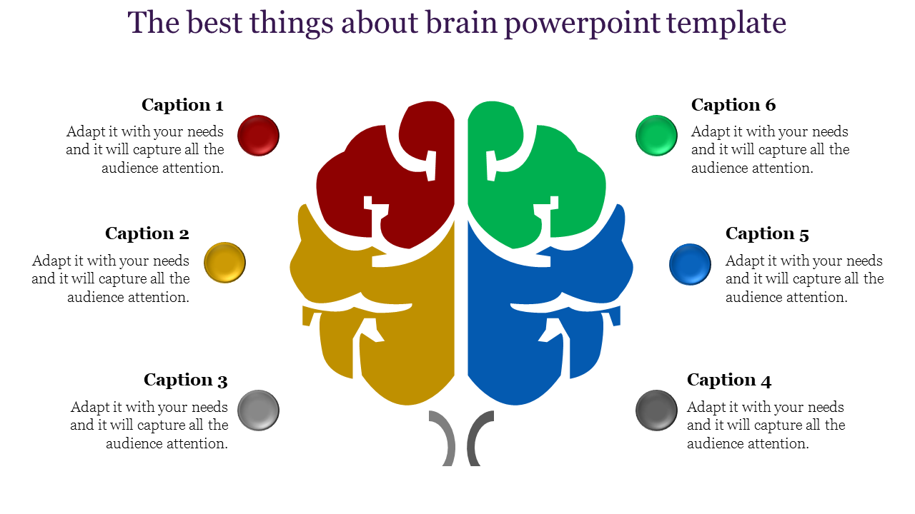 Slideegg Brain Powerpoint Template The Best Things About Brain