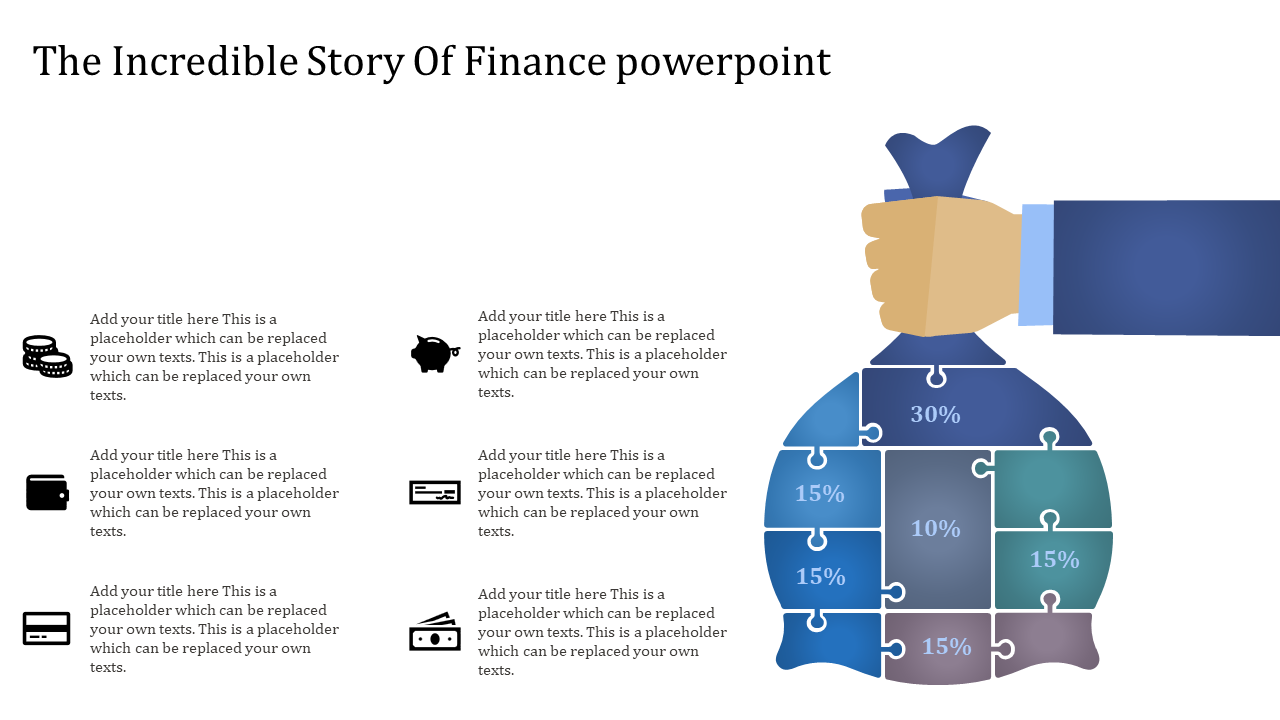 The Pros Use For The Incredible Story Of Finance Powerpoint