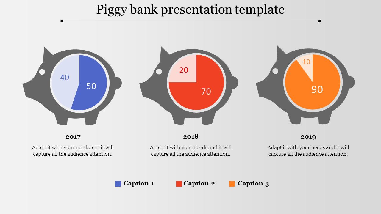 Bank Presentation Template-fish Model