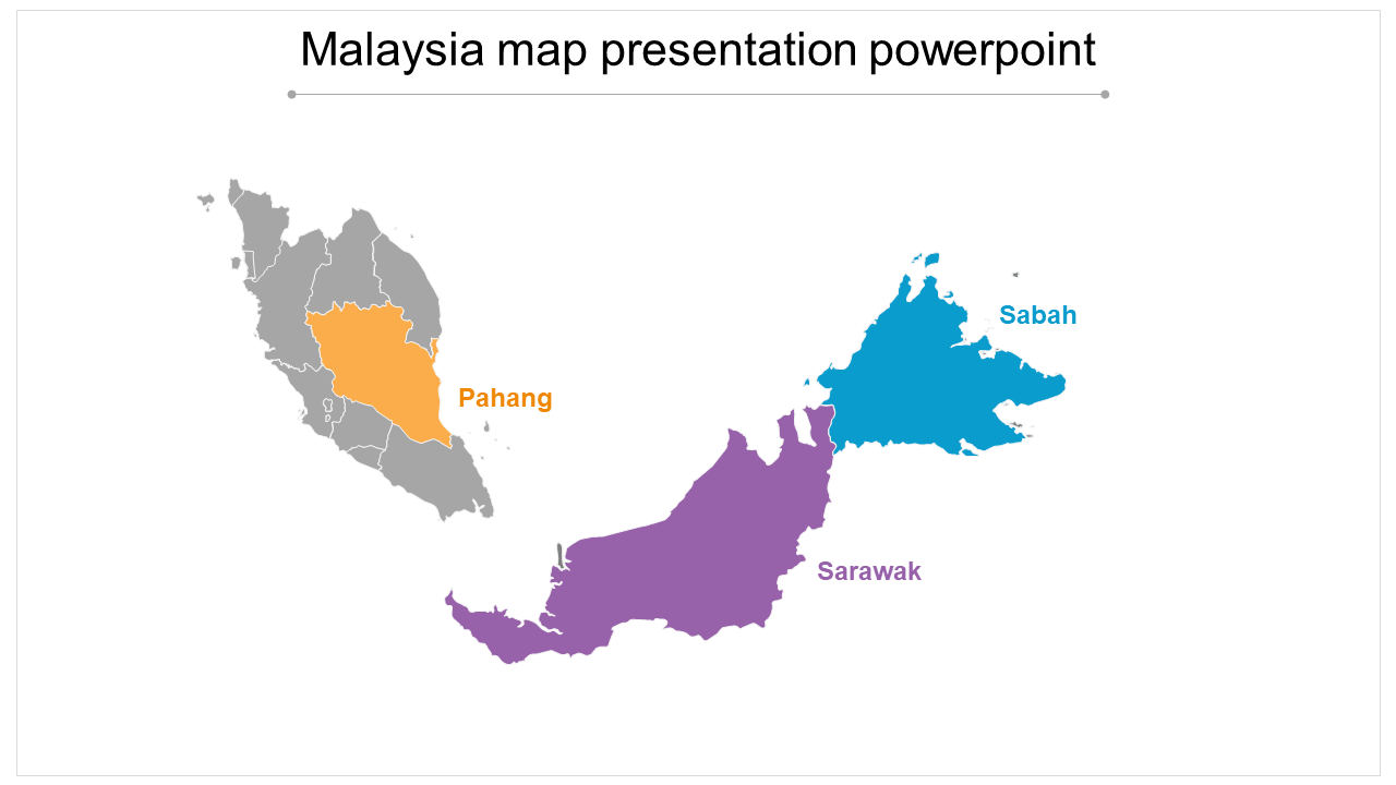 malaysia map presentation powerpoint