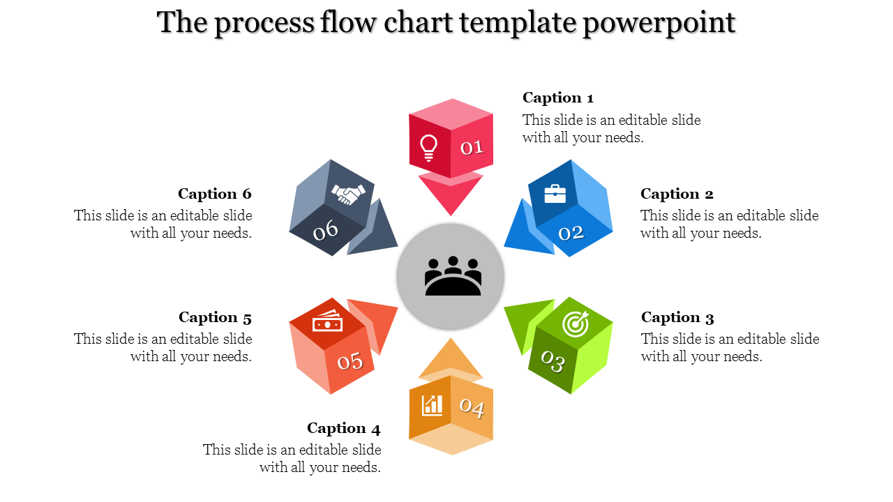 Great Lessons You Can Learn From Process Flow Chart Template Slideegg