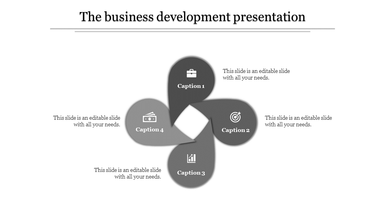 A Four Noded Business Development Presentation