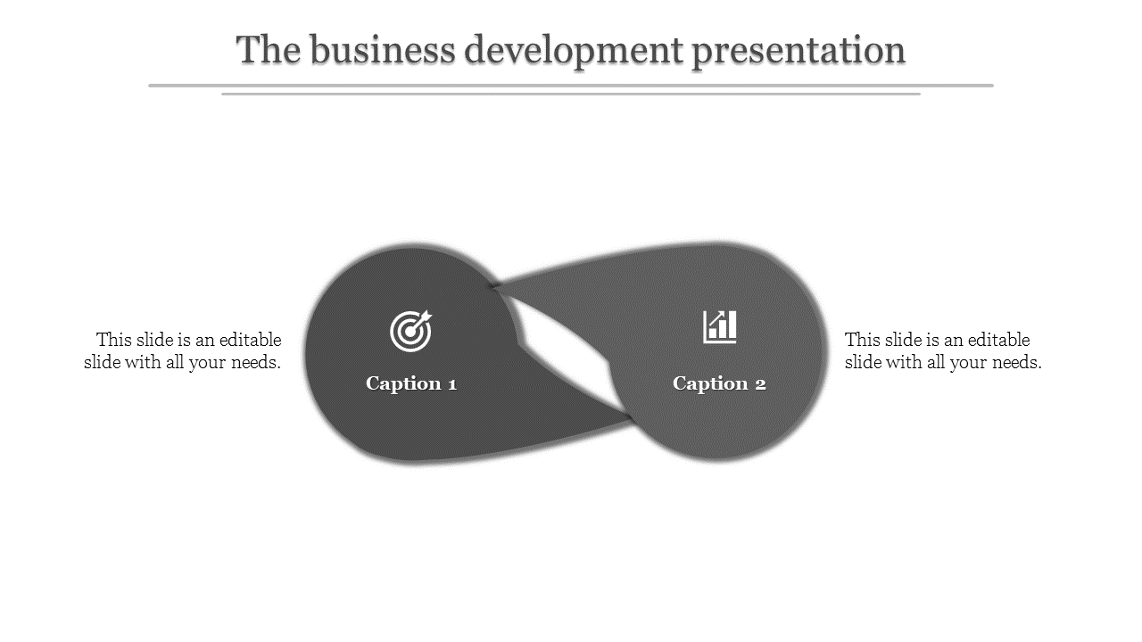 A Two Noded Business Development Presentation