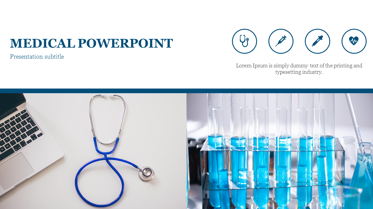 Medical powerpoint presentation for introduction