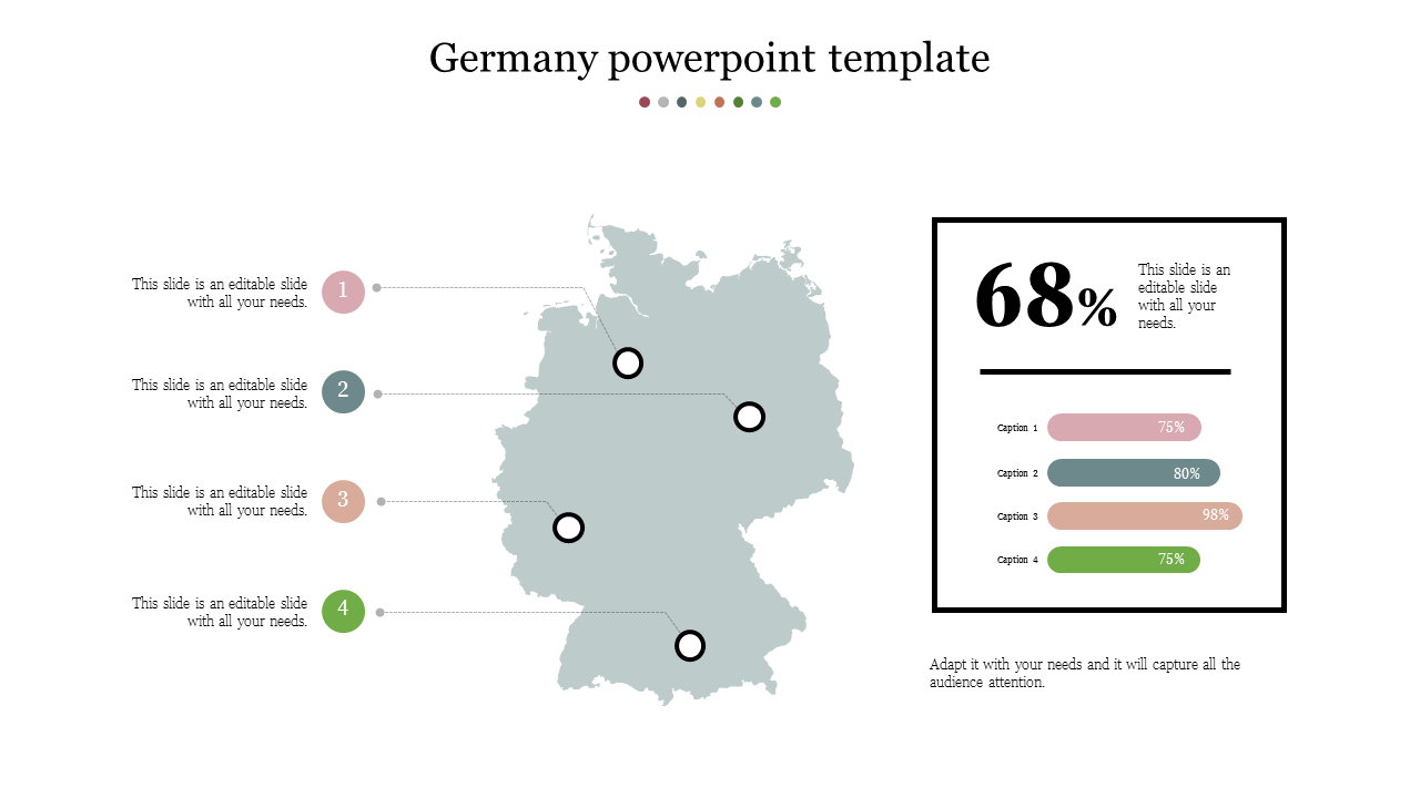 Germany Powerpoint Template With Animation