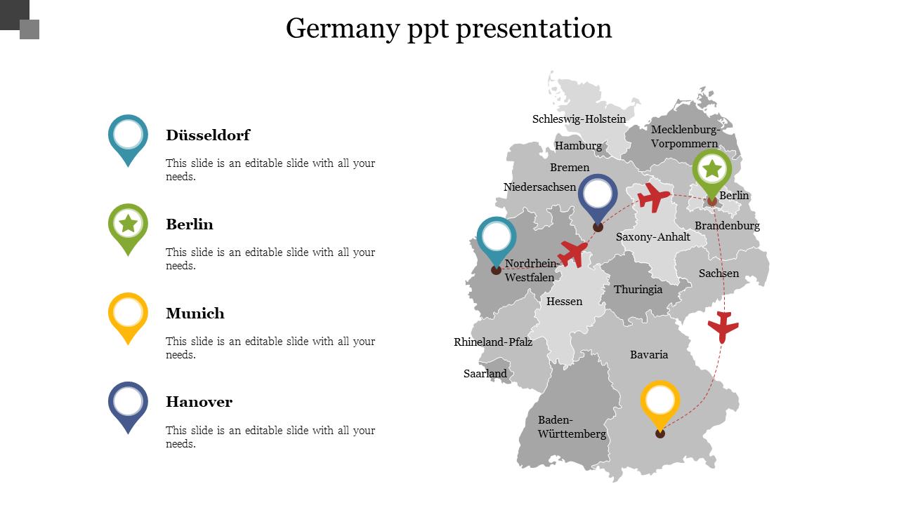 Best Germany PPT Presentation