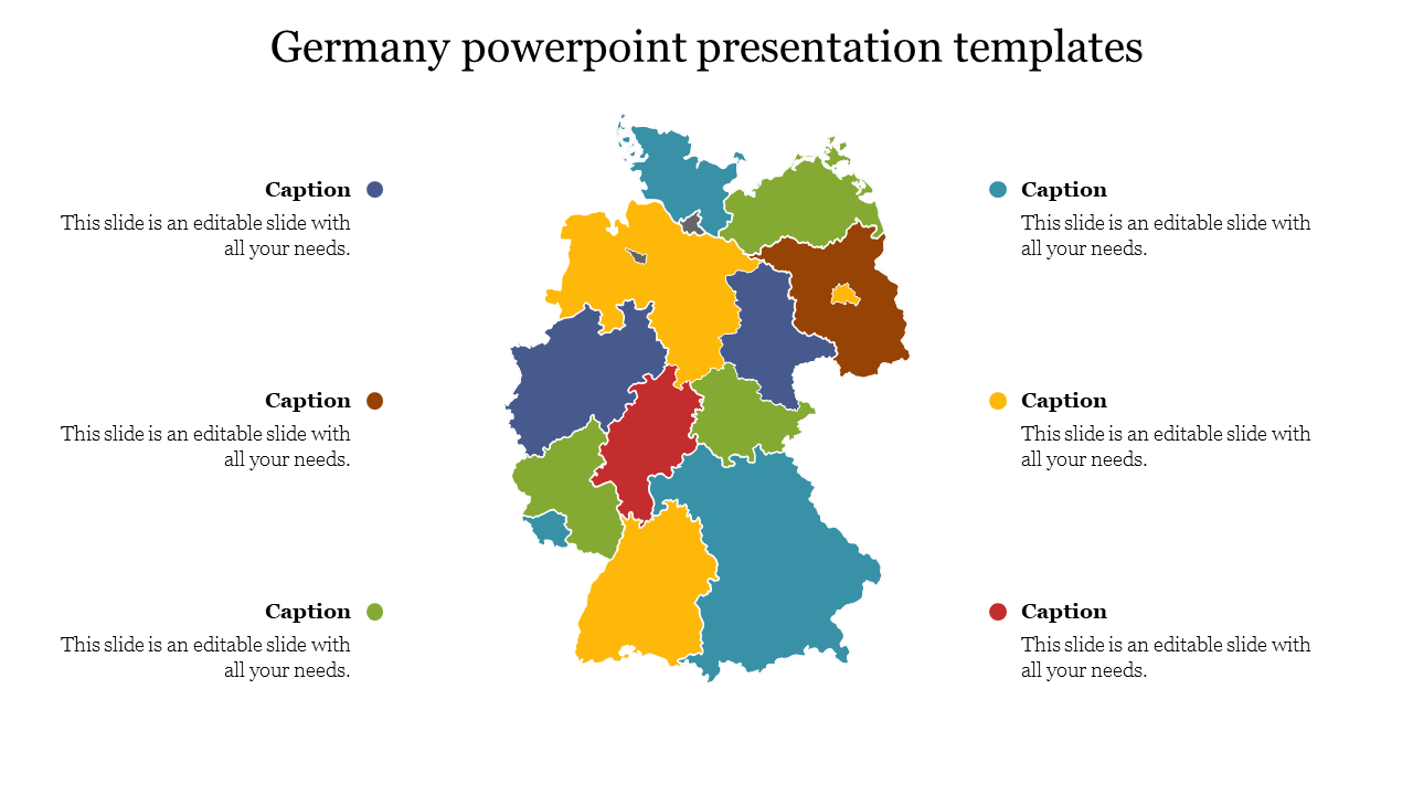 Editable Germany Powerpoint Presentation Templates