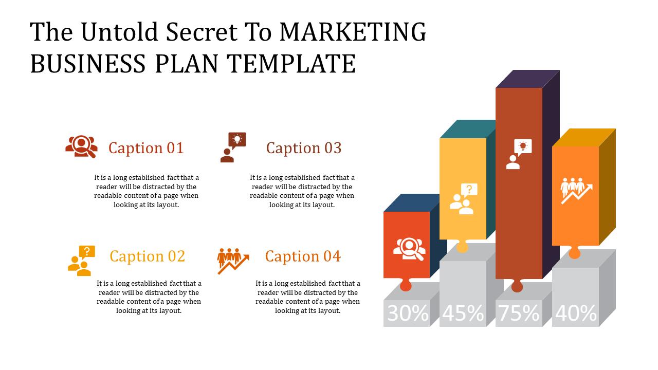 Growth Marketing Business Plan Template Slideegg