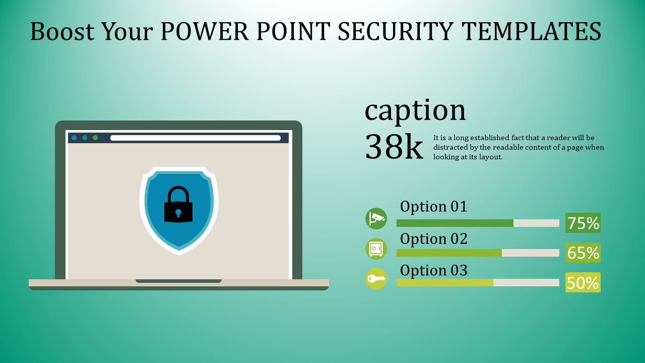Power Point Security Templates-System Designs