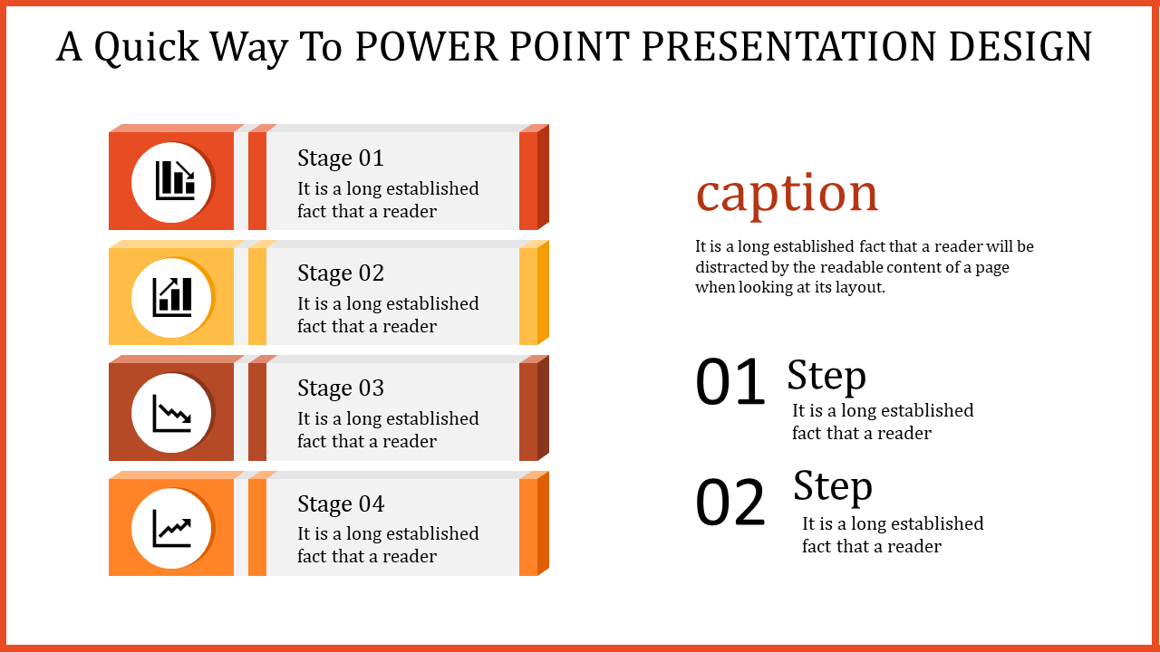 Free-A Three Noded Power Point Presentation Design