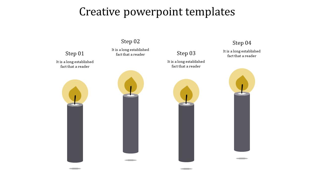 Simple Cool Creative Powerpoint Presentation Slideegg