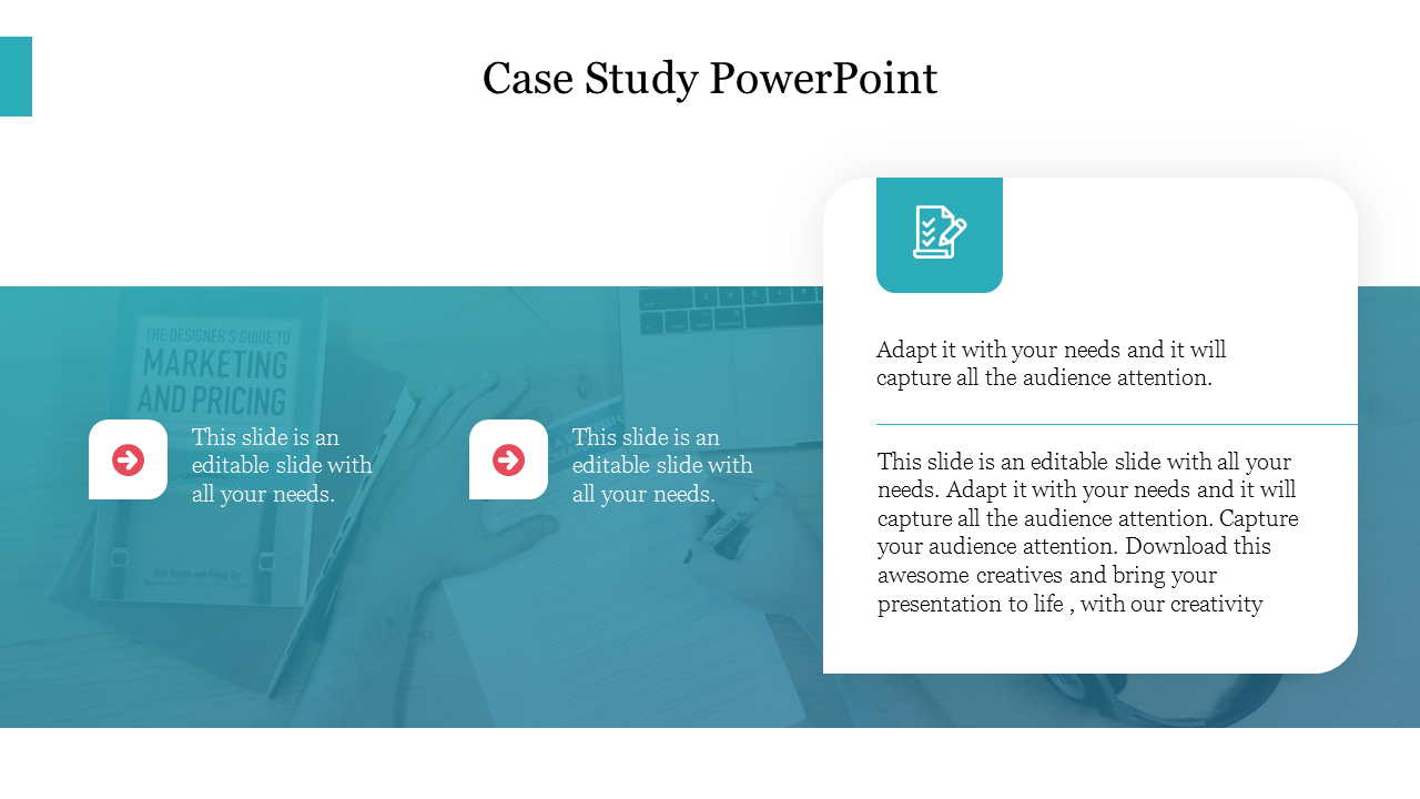 Free-A Four Noded Case Study Powerpoint