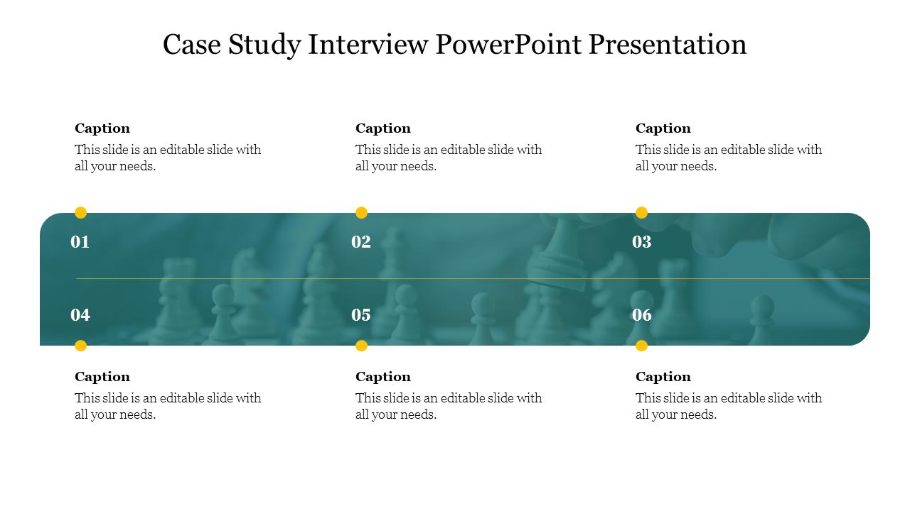 Free - Best Case Study Interview Powerpoint Presentation