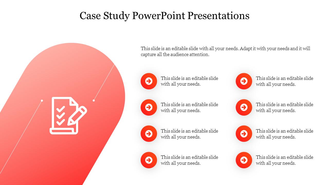 A Six Noded Case Study Powerpoint Presentations