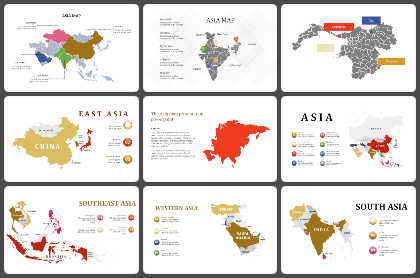 Asia Powerpoint Templates
