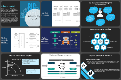 Big data Powerpoint Templates