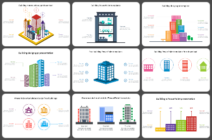 Building Design Powerpoint Templates