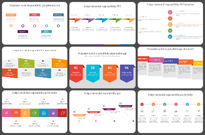 CSR Powerpoint Templates