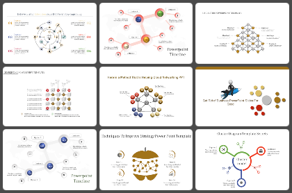 Cluster Powerpoint Templates