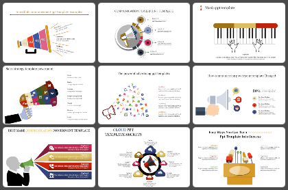 communication Powerpoint Templates