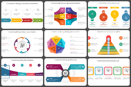 Content Marketing  Powerpoint Templates