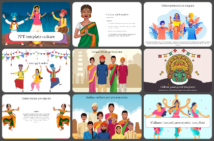 Culture Powerpoint Templates