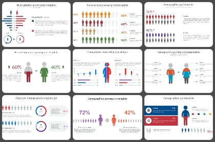 Demographics Powerpoint Templates
